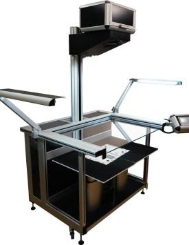 Mikrofilmska kamera EPS-MFC-2000 u A1 i A0 formatu